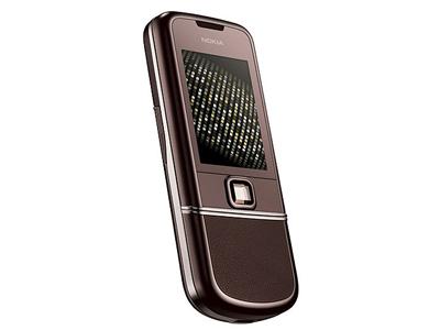 Сотовый телефон Nokia 8800 Sapphire Arte Nokia 8800 Sapphire Arte сочетает в себе элегантный внешний вид и бескомпромиссные функциональные возможности. Бесшовный снаружи корпус из металла и стекла придает телефону уникальный стиль.