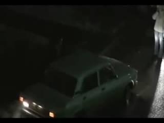 Урод на дороге!!!!