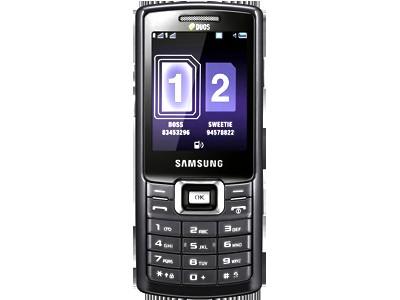 Samsung GT-C5212 Samsung GT-C5212, поддерживающий одновременную работу двух SIM-карт — это сразу два телефона в одном.