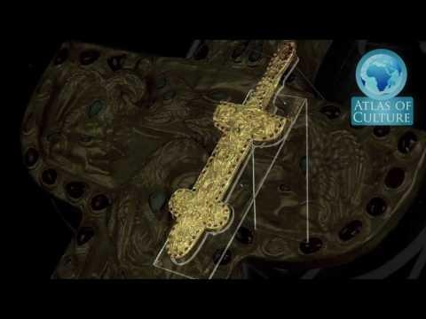Коллекция золота сарматов