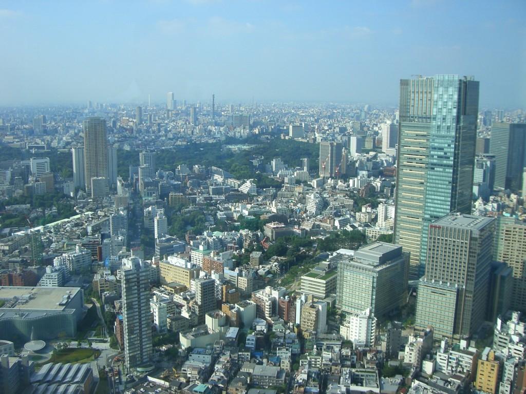 Токио, р-н Минато Ку
