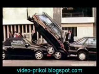Осторожно! Идиоты за рулём