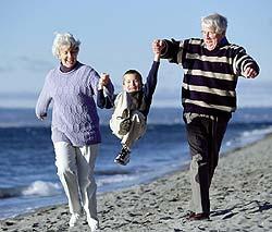 Внуки - наше счастье!