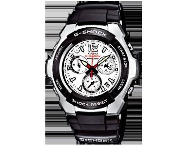 """Спортивные часы Casio G-1000-7AER Если Вы находитесь в статусе """"Активная жизнь"""", Вам нужно все и сразу, тогда требуйте большего! Не останавливайтесь на обычных часах, выбирайте Casio G-1000-7AER со множеством функций и возможностей"""