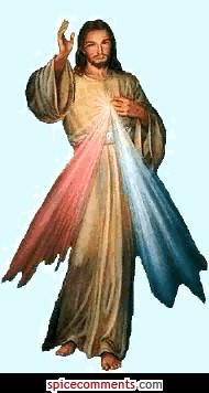 Иисус благословляет