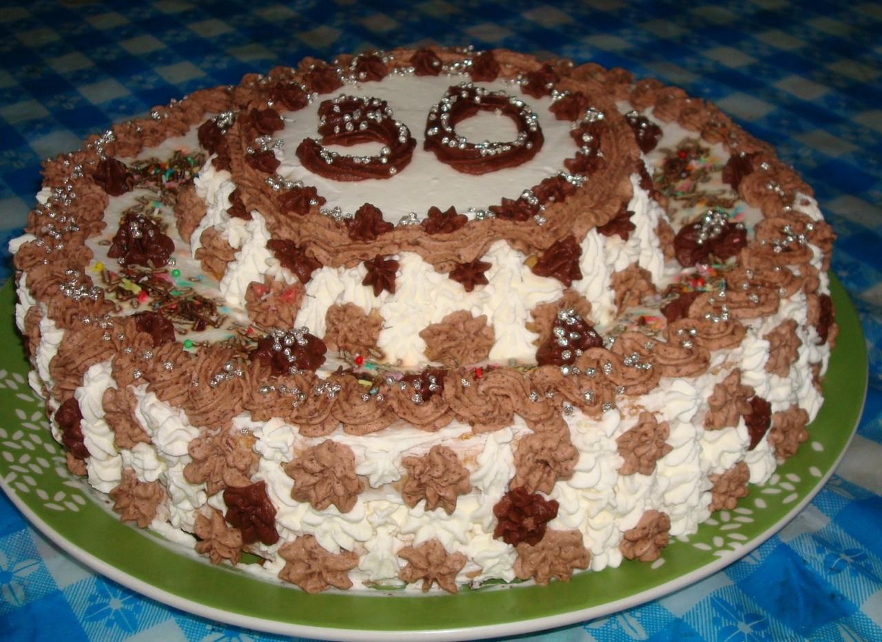 Праздничные торты в домашних условиях с фото 281