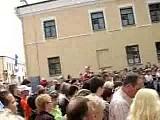 Улица Советская волынка волынка, фестиваль Гродно 2008