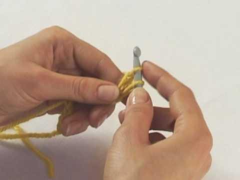 Вязание крючком  Урок 8