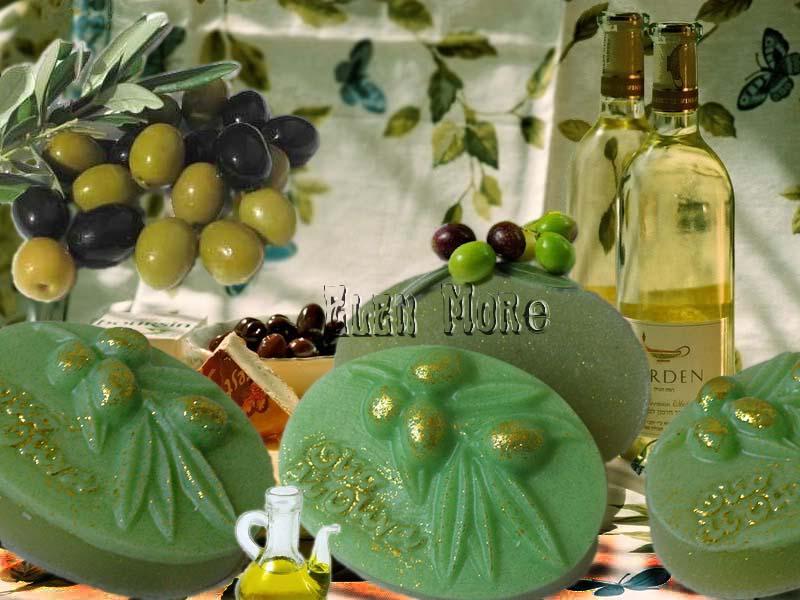 Мыло оливковое своими руками