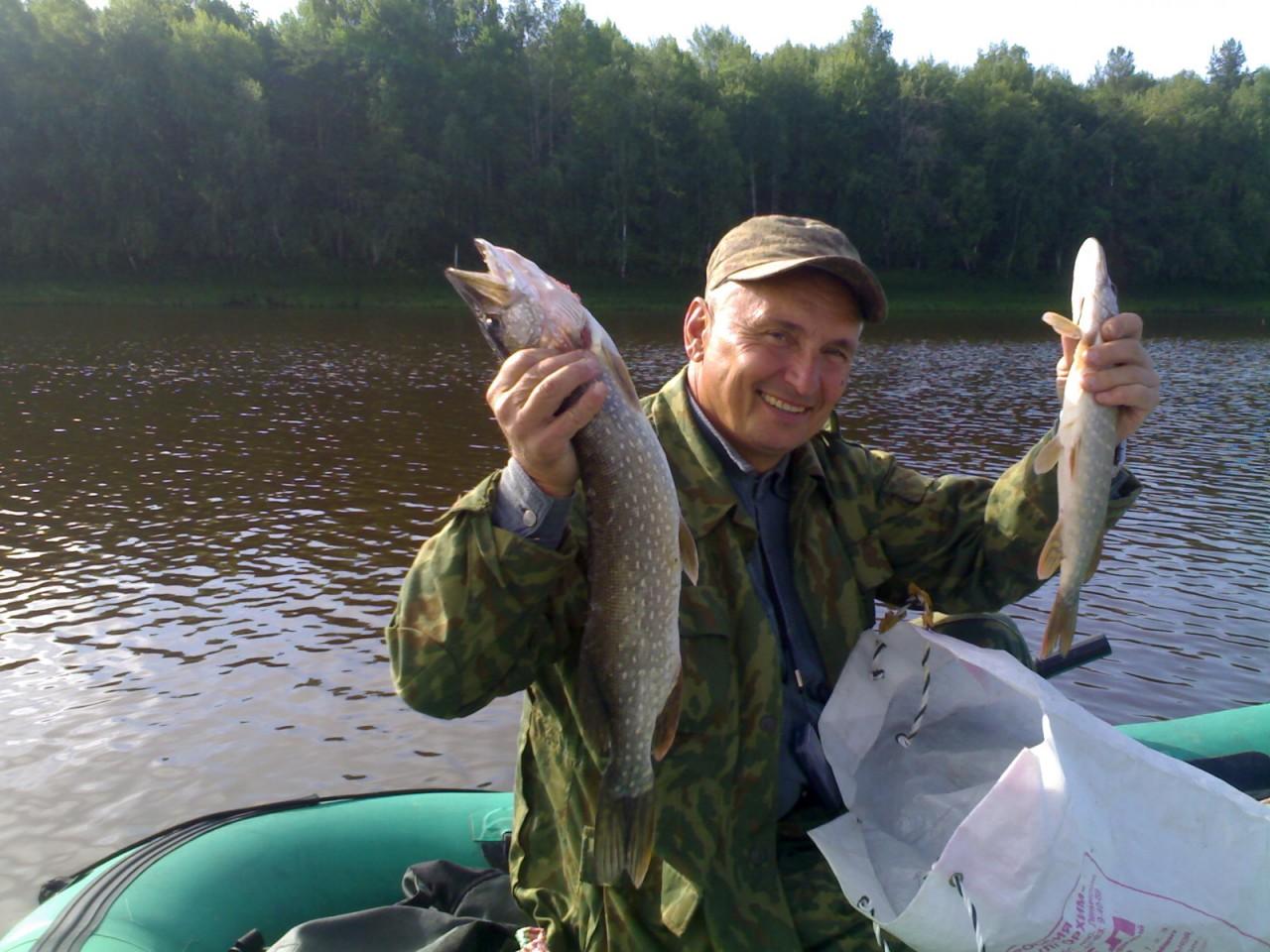 рыбалка на спиннинг в воскресенске