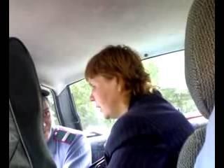 Гаи и пьяный водитель