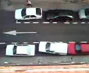 parcheggio impossibile a salamanca
