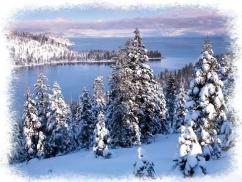 "Relaxing with pictures of Winter in VS, Canada and Alaska - Music: Cutout of Shajan ""Cosmic Balace"""