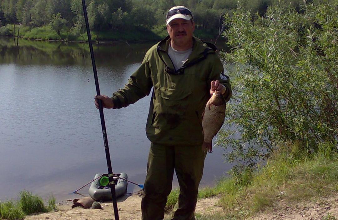 прогноз для рыбалки сургут