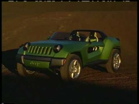 Jeep® Renegade Concept Video