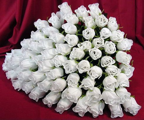 Создание гармоничного букета из роз