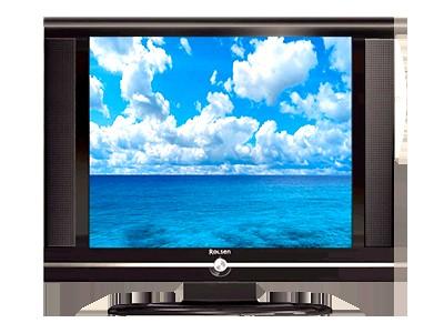 """LCD телевизор Rolsen RL-17D40D со встроенным DVD-плеером Мы воспитаны на """"Поле чудес"""" и """"Санта-Барбаре"""", поэтому не можем жить без телевизора, бесконечных сериалов и ток-шоу. Да здравствует телевидение!"""