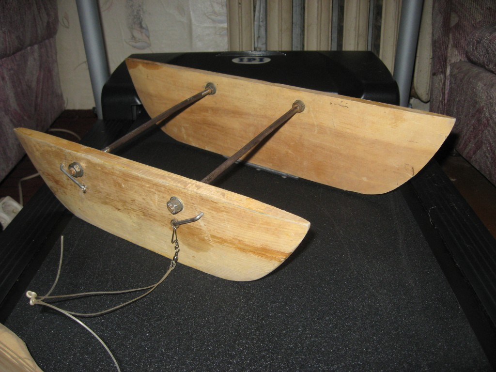 реверсивный рыболовный кораблик санки купить