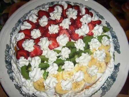 тортик за 15 минут