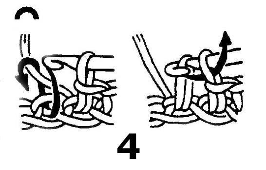 Сборка вязанных изделий крючком