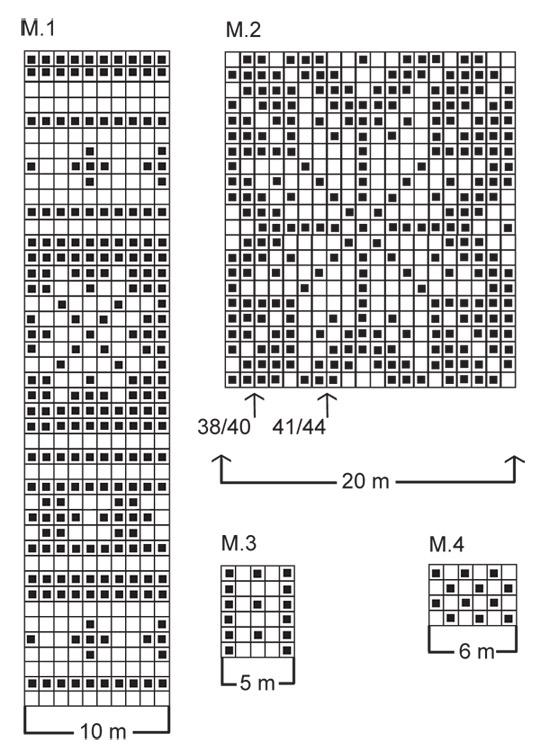 Вязание спицами жаккардовые узоры для носков схемы 41