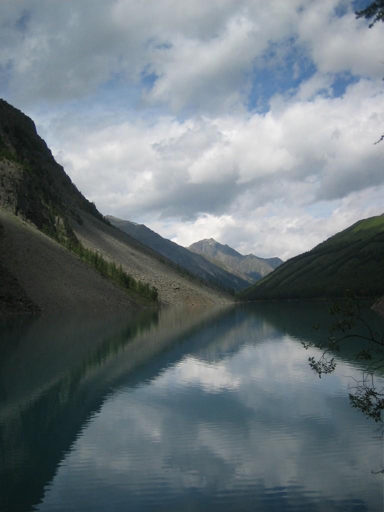 Алтай. Шавлинские озера.