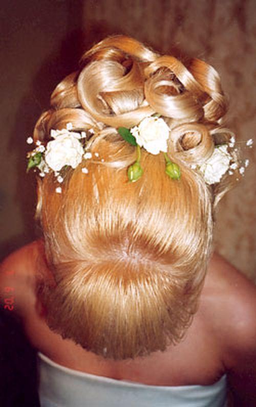 свадебные прически и стрижки с фото