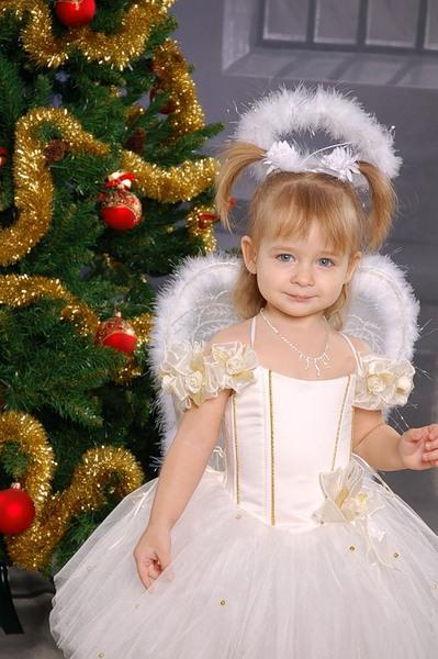 детские прически на новый год своими руками фото снежинка