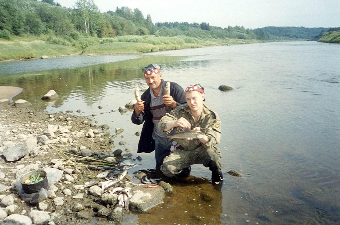 ловля в костромской области
