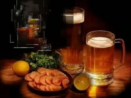 пиво в Боцмане