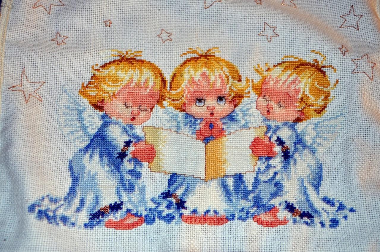 Картинка почти идеальный три ангелочка схема