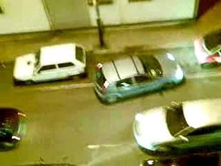 parcheggio pazzo a taranto