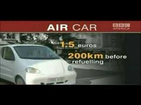 Air Car by Guy Negre on BBC America