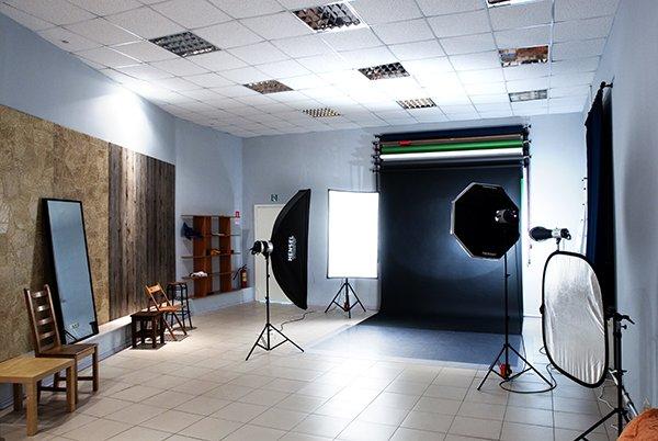 Как сделать фотостудию у себя дома 462