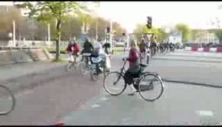 Час пик в Нидерландах