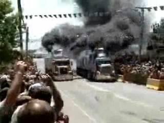 Rodéo du camion 2007
