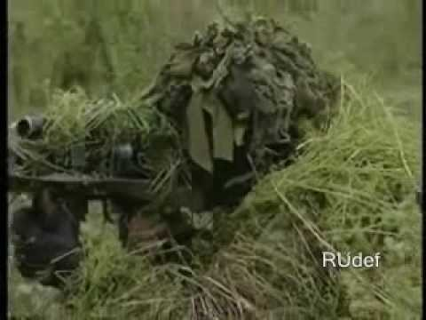 Russian Spetsnaz Snipers