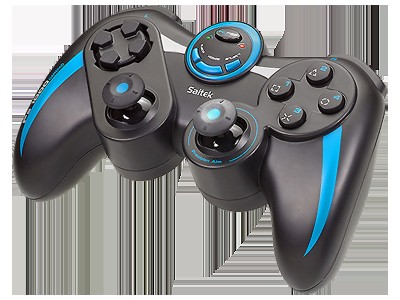 Геймпад Saitek PS1000 Dual Analog Pad
