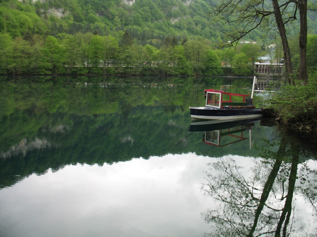 Голубое озеро Кабардино-Балкария 2