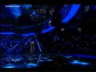 Евровидение (Eurovision 2009) - МАЛЬТА (полуфинал, 1-й день)