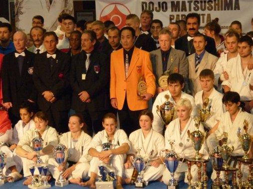 6 Чемпионат Европы г.Галлиполи - Италия 14.11.2009г.