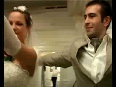 Наш грузинский свадебный танец
