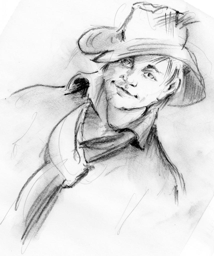 иллюстрация к Марку Твену