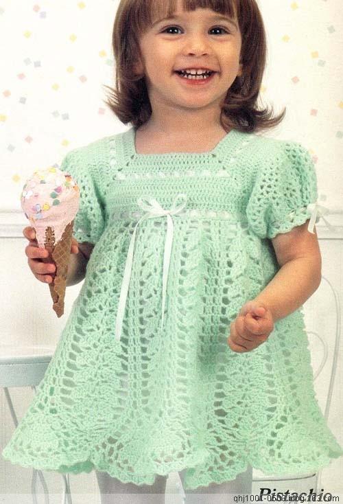 Как связать платье кукле спицами для начинающих 145