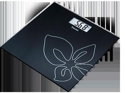 Напольные весы Beurer GS 27 Black Flower