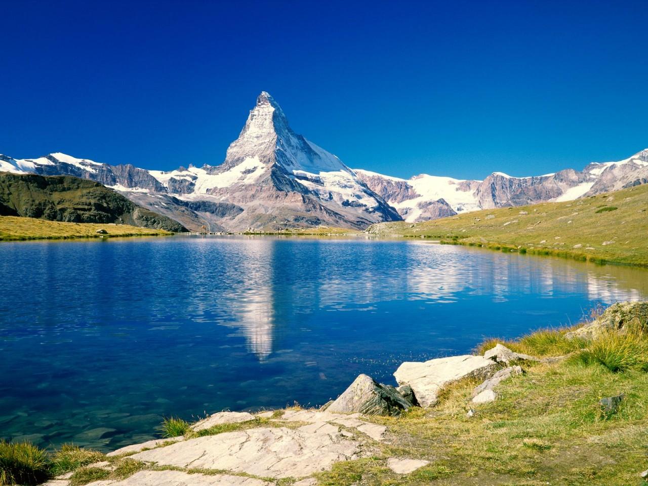 Piz Bernina, Moteratsch Glacier, Engadine, Switzerland  № 1473565 без смс