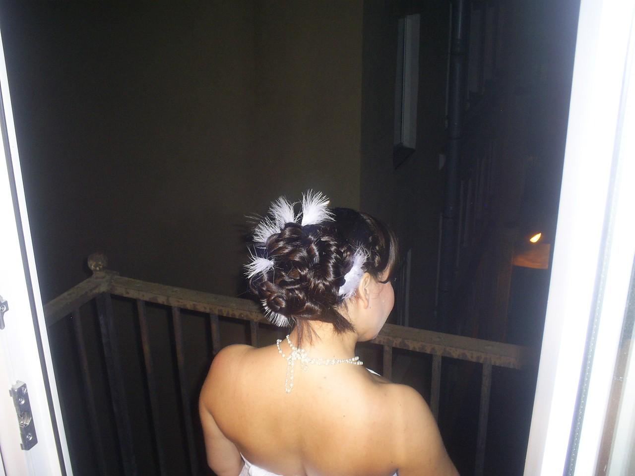 геншафт оксана свадебные прически