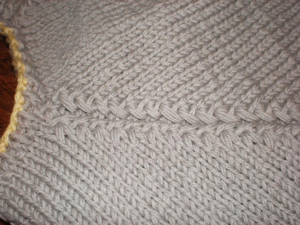Вязание на спицах мужской свитер сверху 190