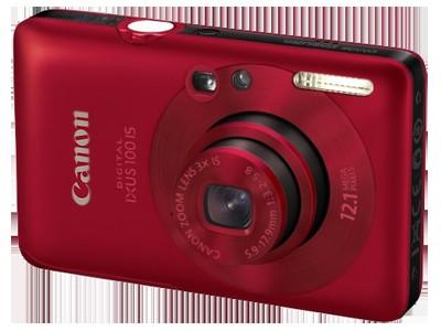 Цифровая камера Canon Digital IXUS 100 IS Самая компактная из всех цифровых камер Canon – Digital IXUS 100 IS – сочетает в себе красоту, изящество и интеллектуальность!