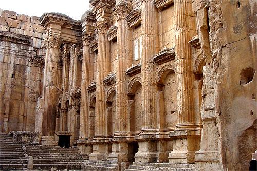 храм баальбек